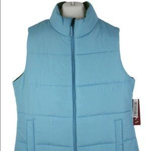 Brand New Reversible Puffer Vest